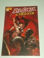 RED SONJA VS THULSA DOOM #1 DYNAMITE COMICS 2005
