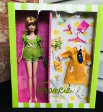 Barbie Nighty Brights Francie Giftset - V0457 Silkstone