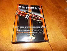 ESTEBAN CAMARO Limited Edition Steel String Guitar Lesson Series DVD Volume 8