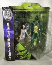 Universal Diamond Select Creature From The Black Lagoon Signed Julie Adams