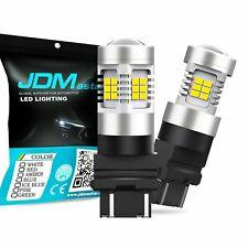 JDM ASTAR PX-SMD 3157 3156 White LED Turn Signal Brake Tail Parking Backup Light