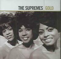 THE SUPREMES - GOLD NEW CD