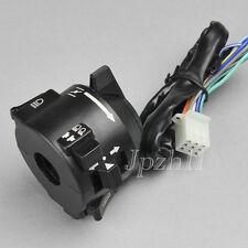 "Motorcycle 7/8"" Handlebar Horn Turn Signal Hi/Lo Beam kill Left Switch Honda J02"