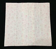 Simply Shabby Chic Ashwell Fabric Custom Pink Rose Paisley Euro Pillow Sham