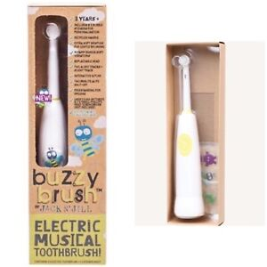 Jack N' Jill Buzzy Toothbrush Electric Musical | Tooth brush Kids Childrens
