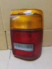 Toyota Hilux surf 4runner rear tail back light off driver right hand side 1995