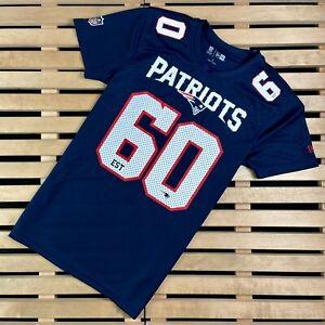 Mens Jersey NFL New Era Patriots 60 Size S