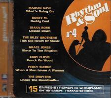 CD album: Compilation: Rhythm & Soul N° 4 . Poligram. P