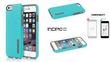 "cipio per DualPro blu custodia cover guscio resistente FOR 4.7"" iphone 6"