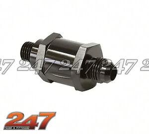 EFI FUEL PUMP CHECK VALVE (M12 x 1.5mm) Compatible with Aeroflow Bosch Turbo Ls1