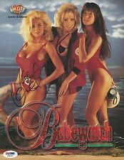 Kylie Ireland Signed 8x10 Photo PSA/DNA COA Babewatch Promo Poster Picture Auto