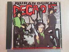 Duran Duran*Decade 14 Trk 1989 Us Press Cd Cdp7 931782 New Wave Pop Rock Rio Oop