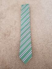 Mens Tie Green Tailor &Cutter <FF553