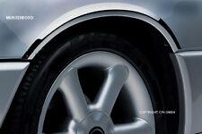 Schätz ® Edelstahl Radlaufleisten Radhaus Mercedes V-Klasse/Vito W638 1996–2003