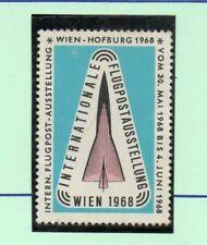 Sellos de Austria correo aéreo
