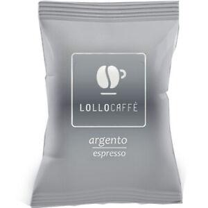 1000 Capsules FAP Lavazza Espresso Point Lollo Caffe Mélange Argent