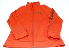 Under Armour Loose Jacket Sweatshirt Full Zip Size YMD