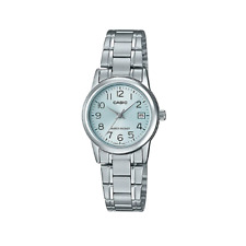 Casio Casual Watch Analog Display Japanese Quartz for Women LTP-V002D-2BUDF