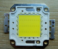 30 W Watt LED Chip 30*30 mil  kaltweiss, 2700 Lm,6000K,kw, COB,Fluter, Aquarium