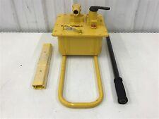 Enerpac P 462 Hydraulic Hand Pump