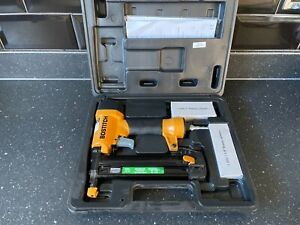 Bostitch 18GA Brad Nailer & Brads.