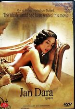 Jan Dara DVD 2001 Chinese Nonzee Nimibutr Christy Chung Vipavee Charoenpura NEW