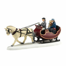 Dept 56 CITC City Sleigh Ride D56 Christmas in the City 2014 Horse Accessory