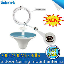 700/2700Mhz Indoor Ceiling Antenna For GSM/UMTS Cell Phone Signal Booster