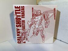 Transformers G1 Galaxy Shuttle Reissue MIB New