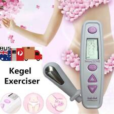 Electric Pelvic Floor Muscle Stimulator Exerciser Kegel Trainer Toner Therapy AU