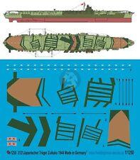 Peddinghaus 1/1250 HIJMS Zuikaku Japanese Aircraft Carrier Markings WWII 3121