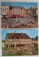 2x THIONVILLE Moselle Frankreich Postkarten Lot France Cartes Postale ungelaufen
