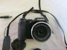 Fujifilm FinePix S Series S5700 7.1MP Digital Camera - Black
