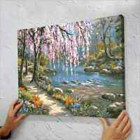 """16"""" x 20"""" DIY Paint By Number Kit Acrylic Painting On Canvas - Fairyland"""