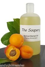 Apricot Kernel Oil 100ml - 1 litre Pure Refined Massage Carrier Oil Aromatherapy