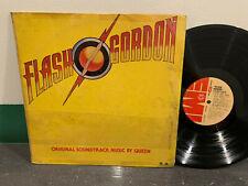 "Queen 33 rpm Philippines 12"" EP LP flash gordon"