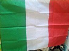 "Italian Flag 35"" x 26"" approx (89cm x 66cm)"
