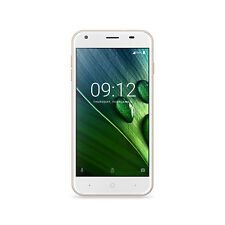 Acer Liquid Z6 - 8GB - Gold/Weiss (Ohne Simlock) Smartphone