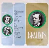 Brahms*, Haydn*, Händel* Variationen Von Themen A LP Vinyl Schallplatte 139656