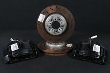 BMW 3er M3 E92 420PS V8 Bremsanlage vorne Bremsscheiben Bremssättel front brakes
