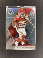 2020 Panini Mosaic NFL - Clyde Edwards-Helaire - Base RC Chiefs Rookie