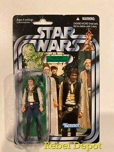 Star Wars The Vintage Collection Han Solo (Yavin Ceremony) VC42  New See Pics