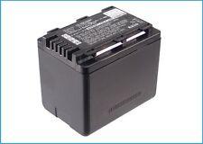 3.7V battery for Panasonic SDR-T55, HC-V500, SDR-T50, HC-V100M, HDC-SD60K, SDR-S