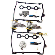 Pair Camshaft Timing Chain Tensioner Kit For VW Passat AUDI A4 A6 2.7T 2.8 V6