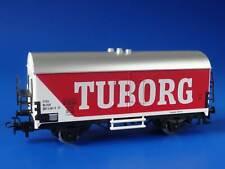 MARKLIN H0 - 4536 - Refrigerator Beer Car: DSB Danish - TUBORG / LN