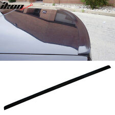 04-08 Acura TSX Cl9 Painted #B92P Nighthawk Black Pearl Trunk Spoiler -PUF