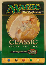 MTG Classic Sixth Edition 2-Player Starter Set--Factory Sealed
