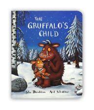 The Gruffalo's Child By Julia Donaldson, Axel Scheffler. 9781405093057
