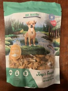Dr. Marty's 100% Freeze Dried Raw Treats- Salmon 4oz bag