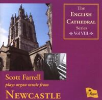 Scott Farrell - English Cathedral Series Vol.8 - Newcastle Cathedral [CD]